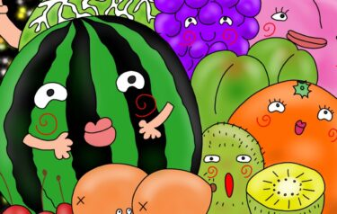 ドリアンとリンゴ・グレープフルーツのなぞ★毎月8日は「果物の日」★1日1つおもしろ雑学